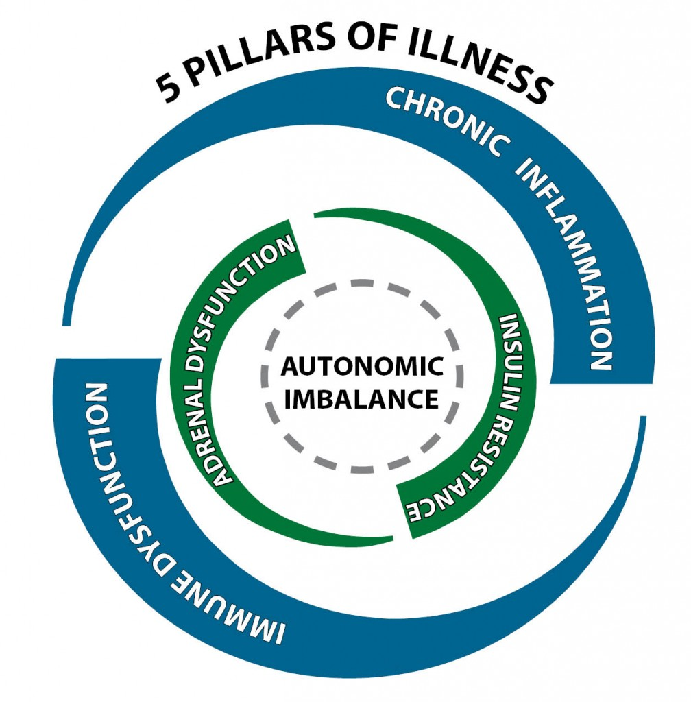 5 Pillars of Illness|DR. KURT PERKINS DC CCWP|More HEALTH, Less Health Care|Kalus Method