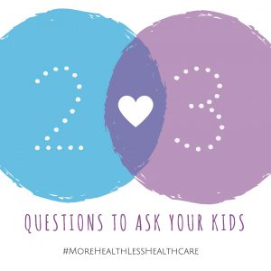 23 questions to ask your kid